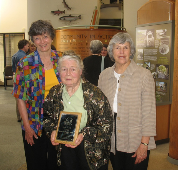 GWS receives the 2008 Rose Award