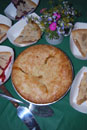 The county renowned Glide Wildflower Show pies!